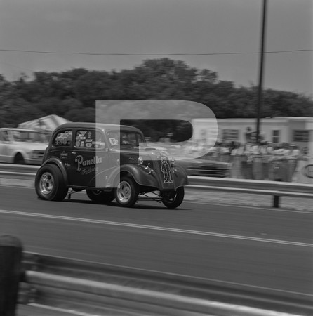 1979 NHRA Springnationals - Dallas International Motor Speedway