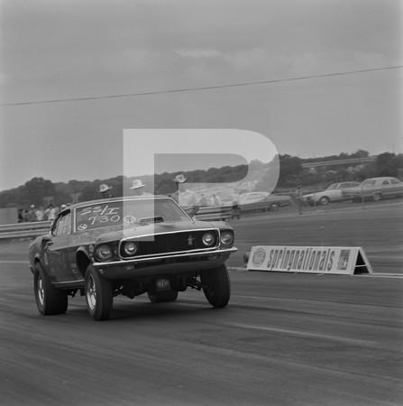 1980 NHRA Springnationals - Dallas International Motor Speedway