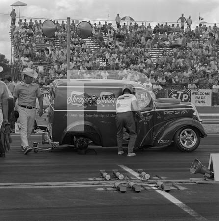 1981 NHRA Springnationals - Dallas International Motor Speedway