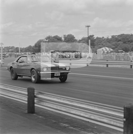 1982 NHRA Springnationals - Dallas International Motor Speedway