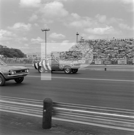 1983 NHRA Springnationals - Dallas International Motor Speedway