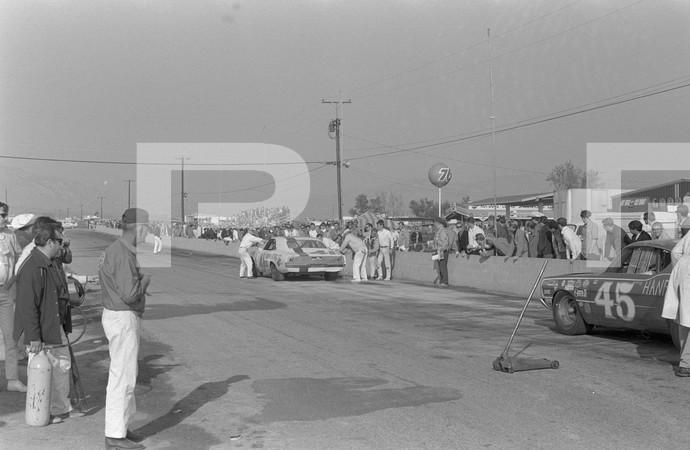 1969 NASCAR Motor Trend 500 - Riverside International Raceway