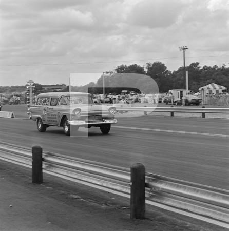 1984 NHRA Springnationals - Dallas International Motor Speedway