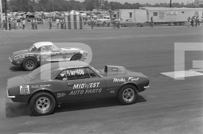 1969 NHRA Springnationals - Dallas International Motor Speedway
