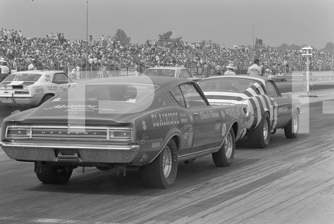 1969 NHRA 15th Annual US Nationals - Indianapolis Raceway Park