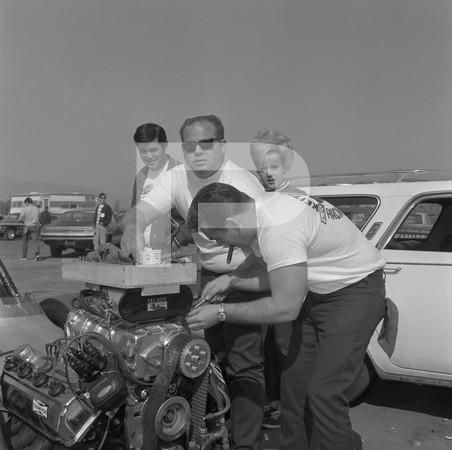 1969NHRA Winternationals - Auto Club Raceway Pomona