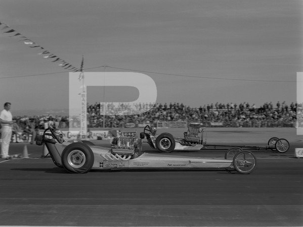 1969 NHRA 11th Annual March Meet-Bakersfield