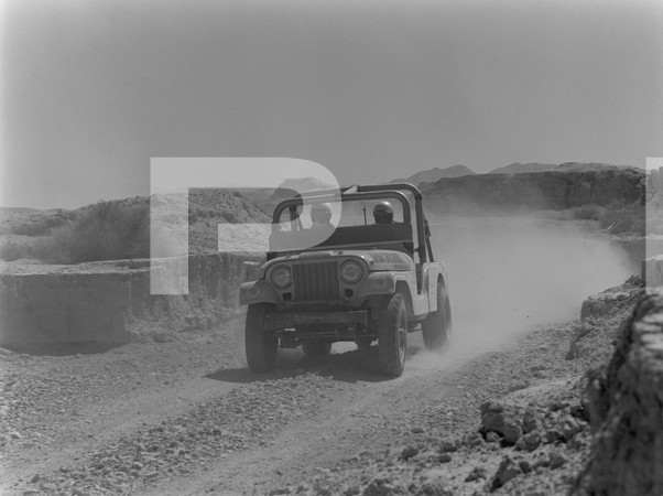 1969 Del Webb Mint 400 Desert Rally Off-Road Race - Tule Springs - Nevada