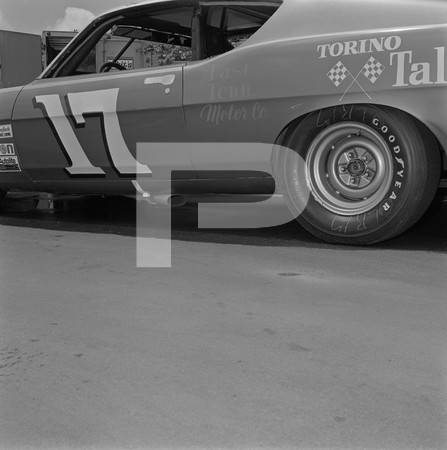 1969 NASCAR Grand National Motor State 500 - Michigan International Speedway