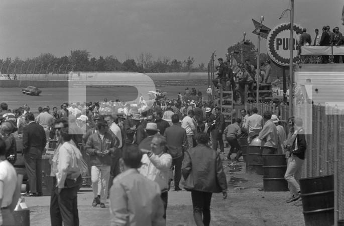 1969 NASCAR Grand National Motor State 500 - Michigan International Speedway