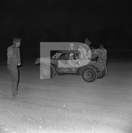 1969 Del Webb Mint 400 Desert Rally Off-Road Race - Tule Springs - Nevada