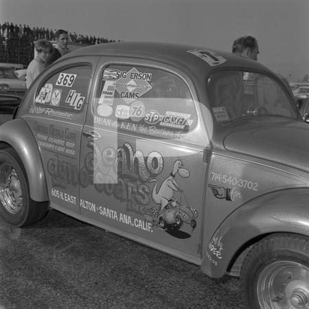 1969?NHRA Winternationals - Auto Club Raceway Pomona