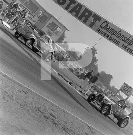1969 6th Annual Hot Rod Magazine Championship Drag Races-Riverside