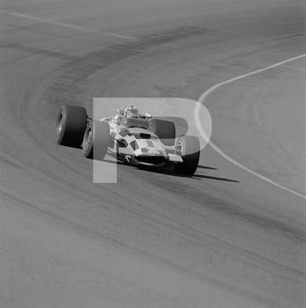 1969 USAC Indy Car Jimmy Bryan Memorial Race - Phoenix International Raceway