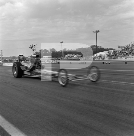 1969 NHRA Fifth Annual World Finals - Dallas International Motor Speedway