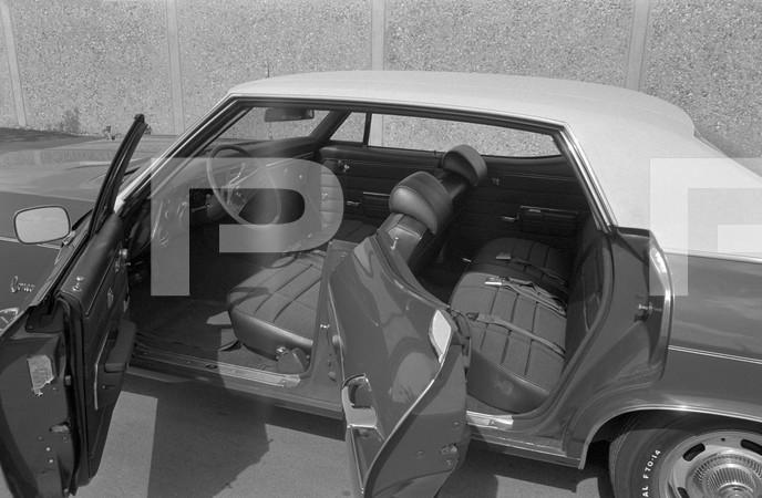 1969 AMC Rebel SST Interior - Chevrolet Interior