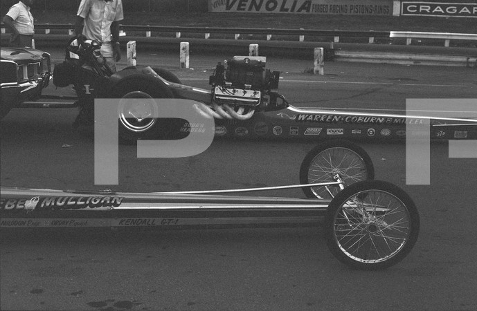 1969 3rd Annual Professional Dragster Association Championship - PDA