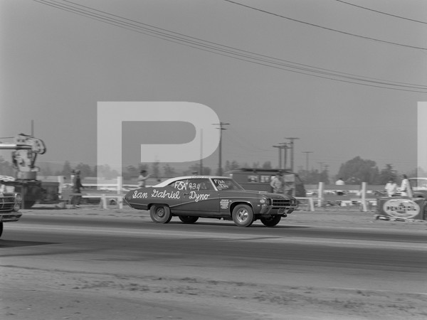 1969 6th Annual Hot Rod Magazine Championship Drag Races-Riverside