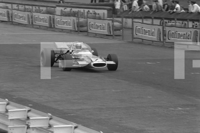 1969 Nurburgring - Miscellaneous photos McLaren F1 Porsche 914-6