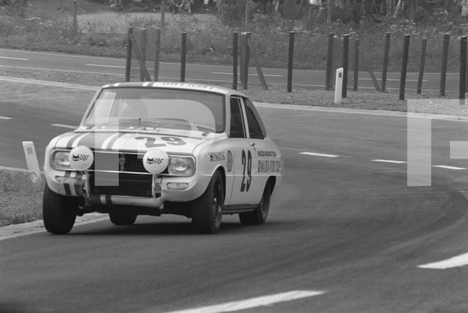 1969 Nurburgring - Miscellaneous photos McLaren F1 Porsche 914-6