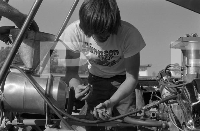 1969 NHRA Fifth Annual World Finals - Dallas International Speedway