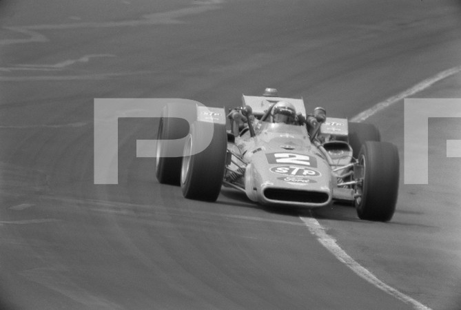 1969 53rd International 500 Mile Sweepstakes - Indianapolis 500