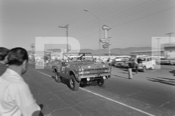 1969 NORRA National Off Road Racing Association Third Annual Baja 1000