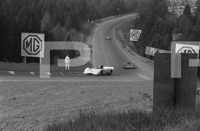 1969 SCCA Can-Am - Mosport International Raceway - Bowmanville - Ontario Canada