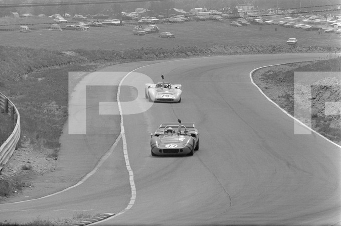1969 SCCA Can-Am - Mosport International Raceway - Bowmanville - Ontario Canada