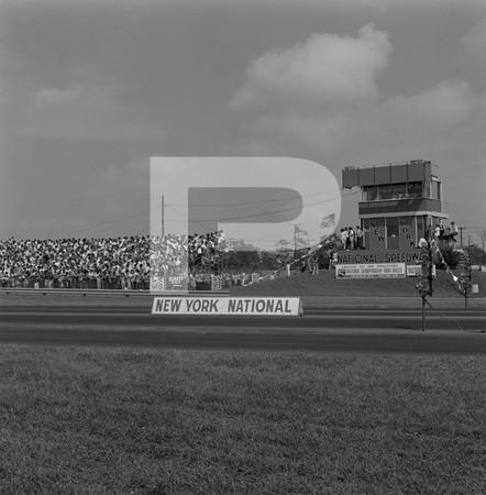 1969 AHRA Summer Nationals Drag Race - New York National Speedway