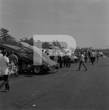 1969 AHRA Summer Nationals Drag Race - New York National Speedway