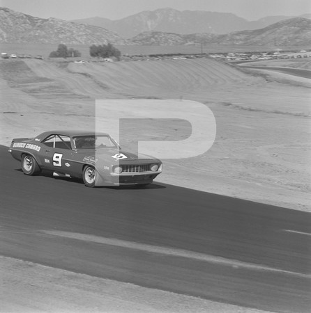 1969 SCCA Trans Am Mission Bell 250 - Riverside