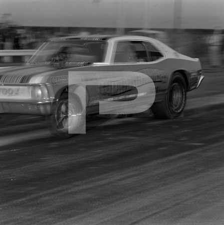1969 NHRA Manufacturers Meet Funny Cars - Orange County International Raceway