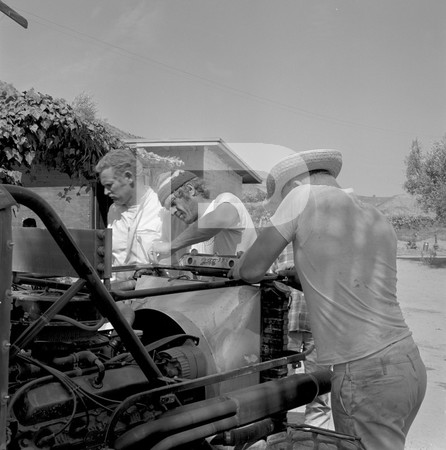 1969 Steam Car - Steve McQueen In Baja Mexican 1000
