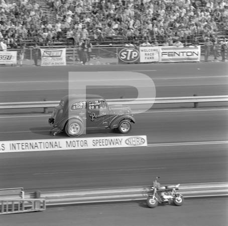 1969 NHRA Fifth Annual World Finals - Dallas International Motor Speedway