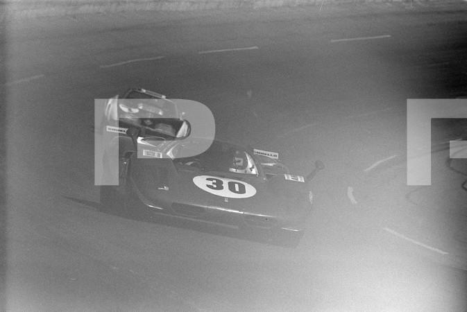 1970 FIA Ninth Annual Worlds Championship - 24 Hours of Daytona International Road Race