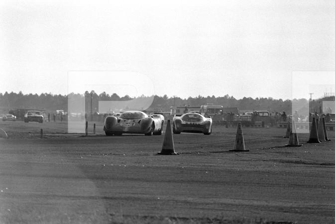 1970 SCCA Trans Am-FIA World Sports Car - Daytona 24hrs