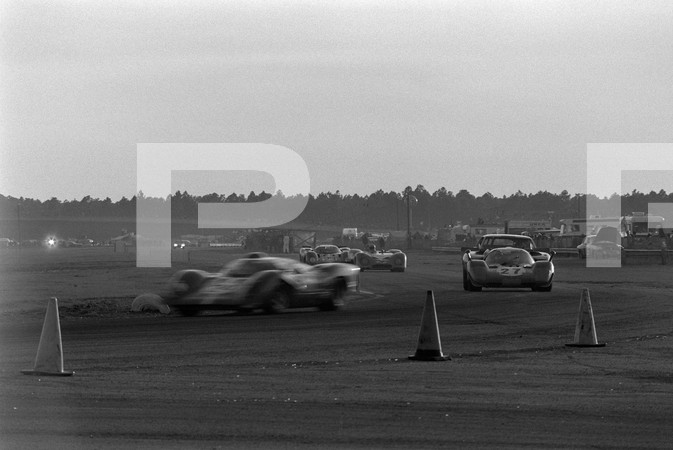 1970 SCCA Trans Am-FIA World Sports Car - Daytona 24hrs