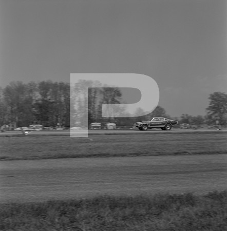 1973 NHRA Super Stock Magazines Super Stock Nationals - US 30 Dragway Thomasville Pennsylvania