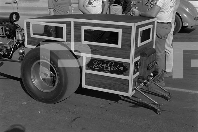 1970 NHRA First Annual Gatornationals - Gainesville Raceway Florida