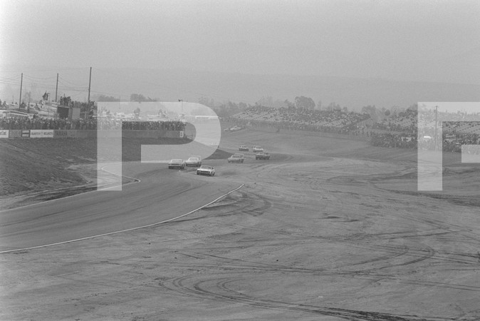 1970 NASCAR Grand National Pacific Coast - Motor Trend 500 - Permatex 200 - Riverside