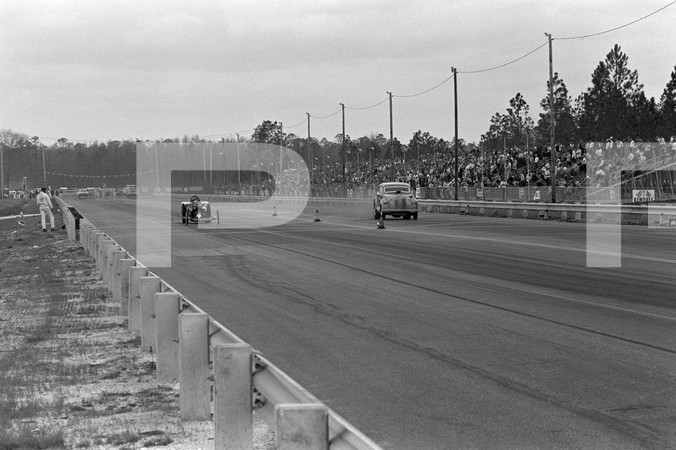 1970 NHRA First Annual Gatornationals - Gainesville Raceway Florida