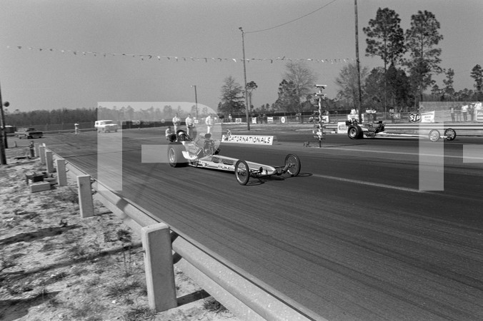 1970 United Drag Racers Association - Drag Racing USA North Central