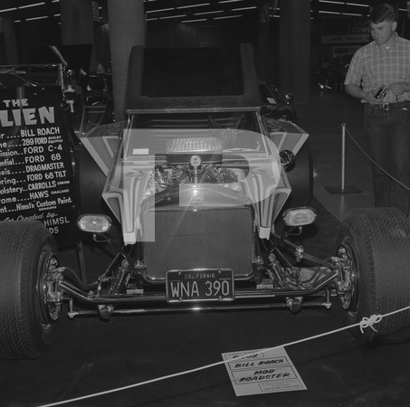 1970 Grand National Roadster Show - Oakland Coliseum