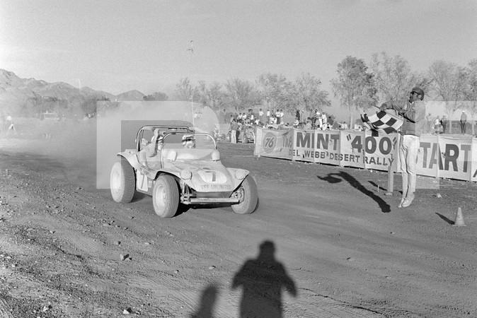 1970 Del Webb Mint 400 Desert Rally Off Road Race
