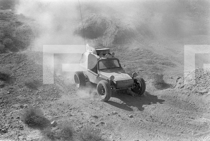 1970 Del Webb Mint 400 Desert Rally Off Road Race
