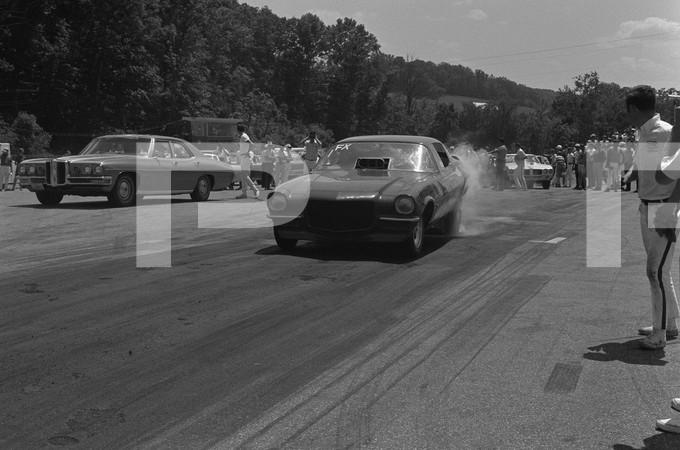 1970 AHRA Spring Nationals-Bristol Motor Speedway - Tennessee