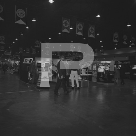 1970 Specialty Equipment Market Association Show - SEMA - Anaheim