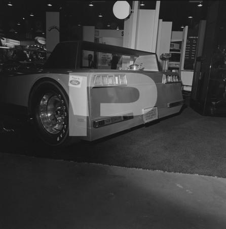 1970 Specialty Equipment Market Association Show - SEMA - Anaheim