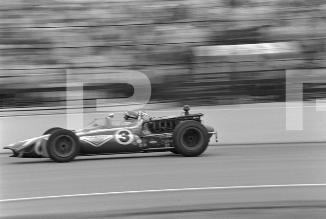 1970 54th Annual 500 Mile International Sweepstakes - The Big Happening - Indianapolis Motor Speedway